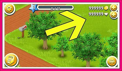 cara cheat hay day tanpa root