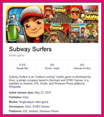 cara cheat subway surf