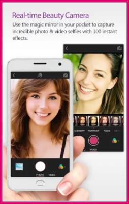 aplikasi foto selfie di android
