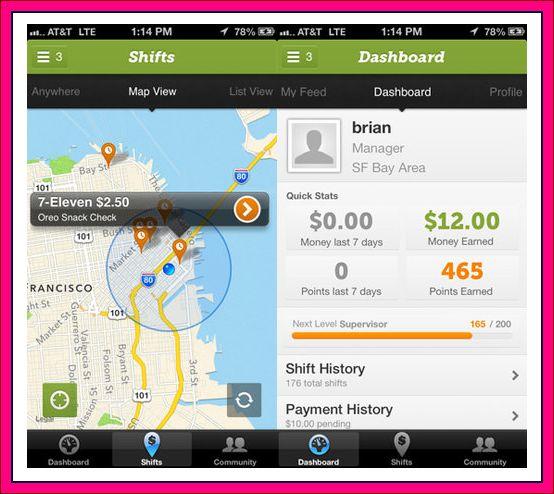 aplikasi penghasil uang easyshift
