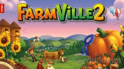 Cehat Farmville 2 di facebook