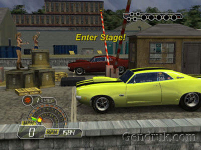 game drag racing
