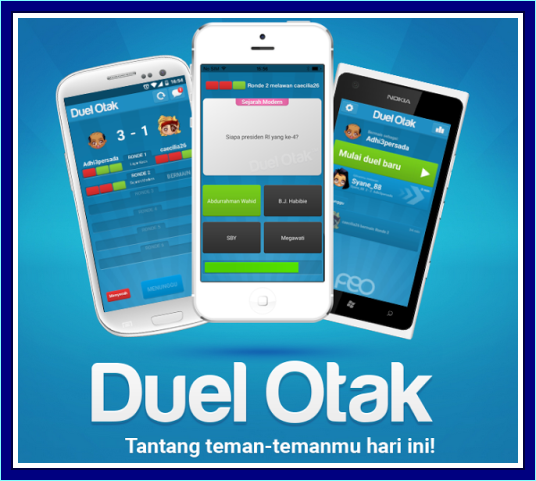 game duel otak android