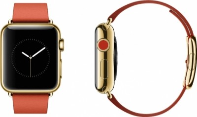 apple watch edition gold version