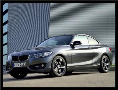 BMW Seri 2 coupe
