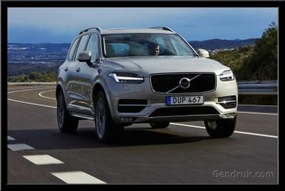 New XC90 Volvo