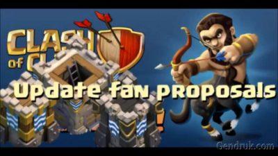 fitur baru clash of clans