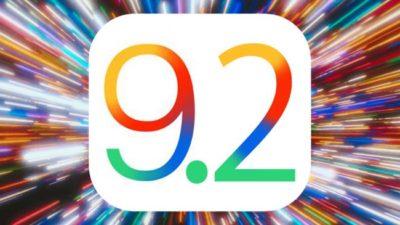 Fitur Baru iOS 9.2