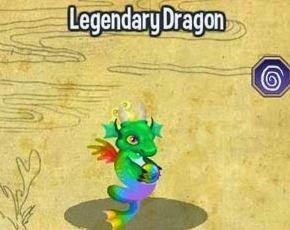 Legendary Dragon City generasi 3
