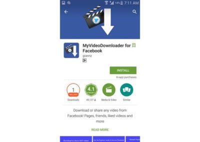 MyVideoDownloader