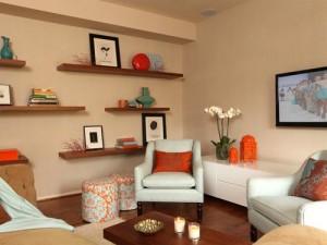 cara membuat hiasan dinding minimalis