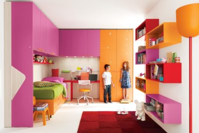 ruang bermain anak rumah minimalis
