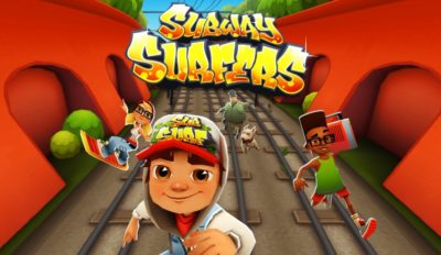 Review Game Subway Surfer