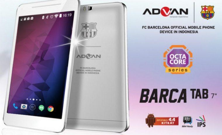 Advan Vandroid Barca Tab 7.0