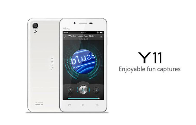 Harga HP Vivo termutah - Vivo Y11