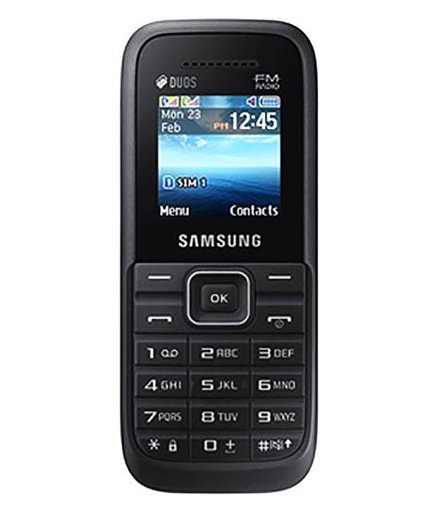 Samsung Guru Plus B110
