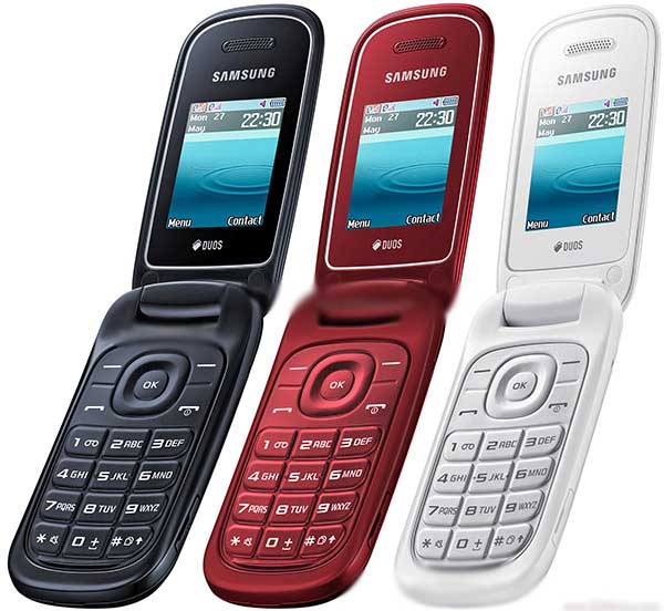 Samsung Caramel GT-E1272