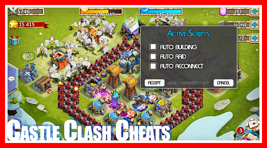 cheat castle clash