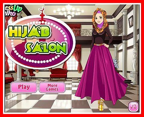 game berdandan hijab