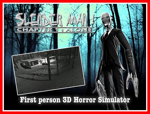 game horor android Slenderman