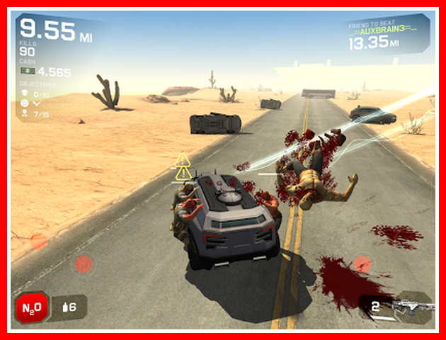 game hd Zombie Highway