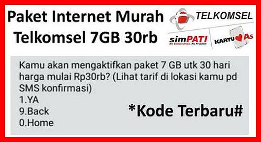 paket promo internet telkomsel