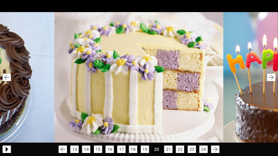 Game Happy Birthday Cake