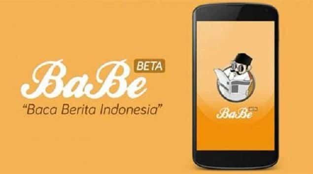 Download APLIKASI ANDROID Babe Baca Berita Indonesia Versi Terbaru