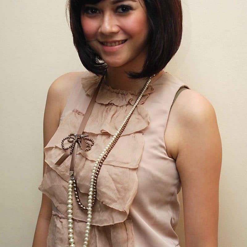 Gaya Rambut Pendek Wanita